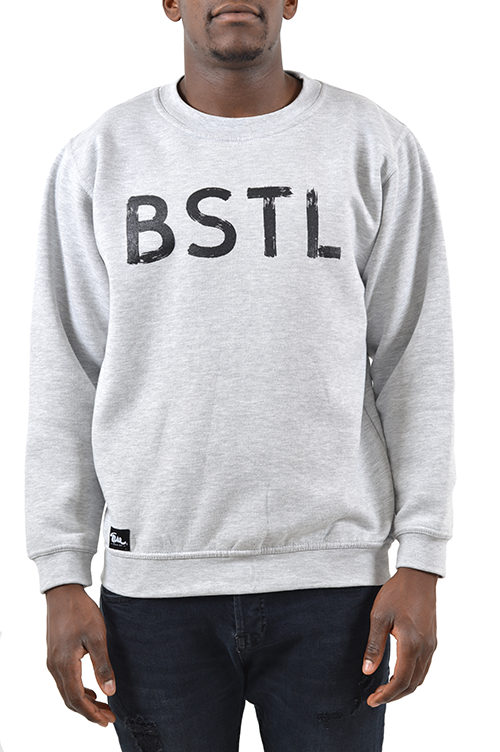 Image of BSTL Sweatshirt Soft Grey