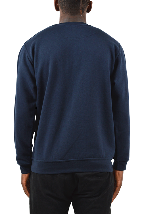 Image of BSTL Sweatshirt Navy Blue
