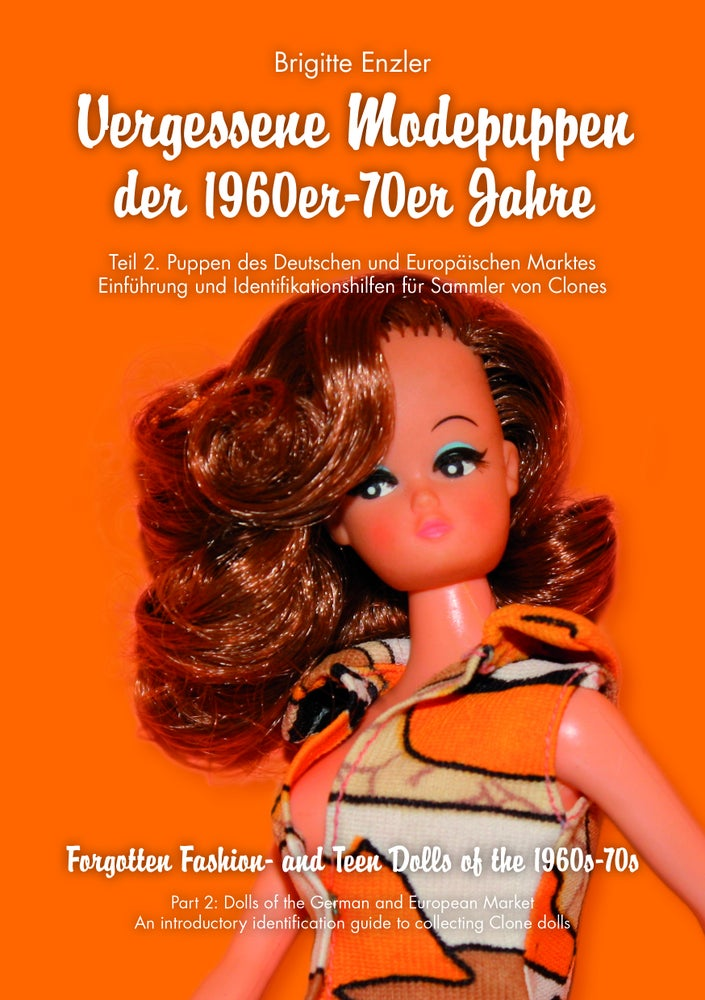 Image of Forgotten Fashion Dolls (Book 2) / Vergessene Modepuppen (Buch 2)