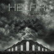 """Image of HELFIR """"The Human Defeat"""" CD"""