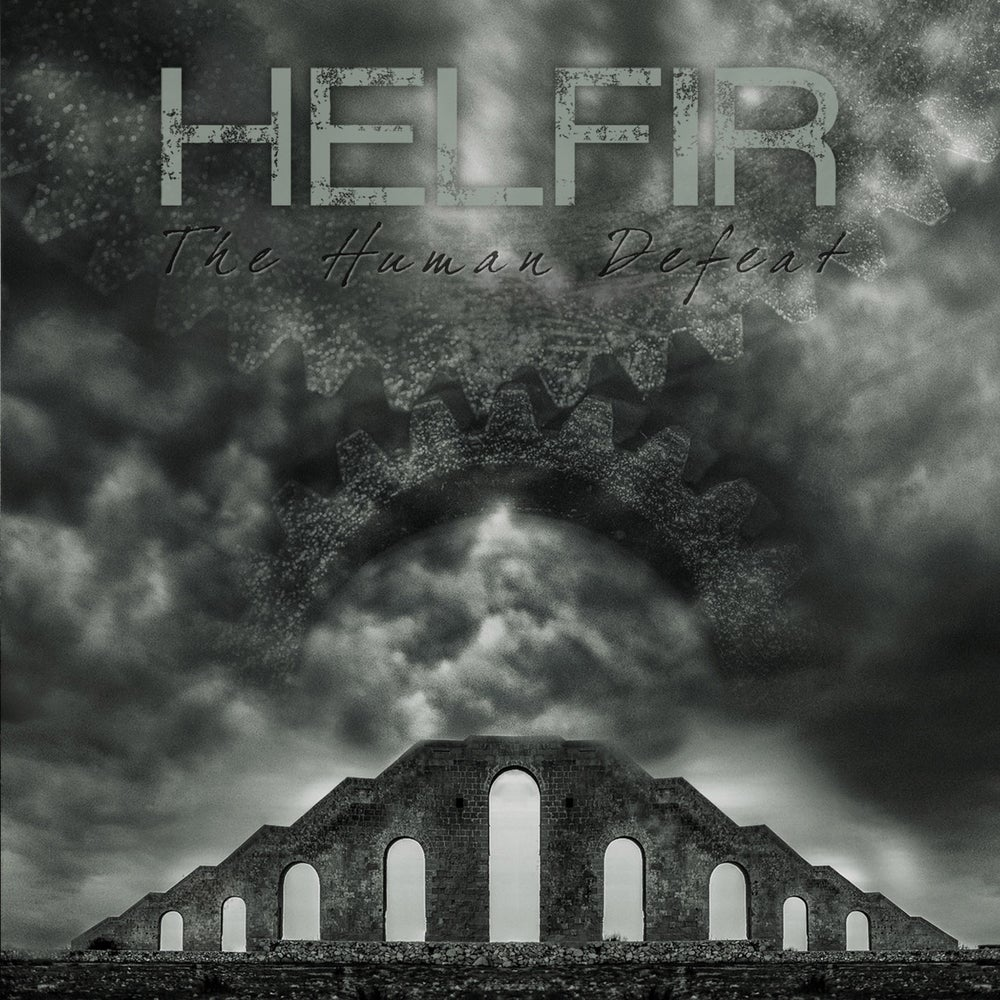 "Image of HELFIR ""The Human Defeat"" CD"
