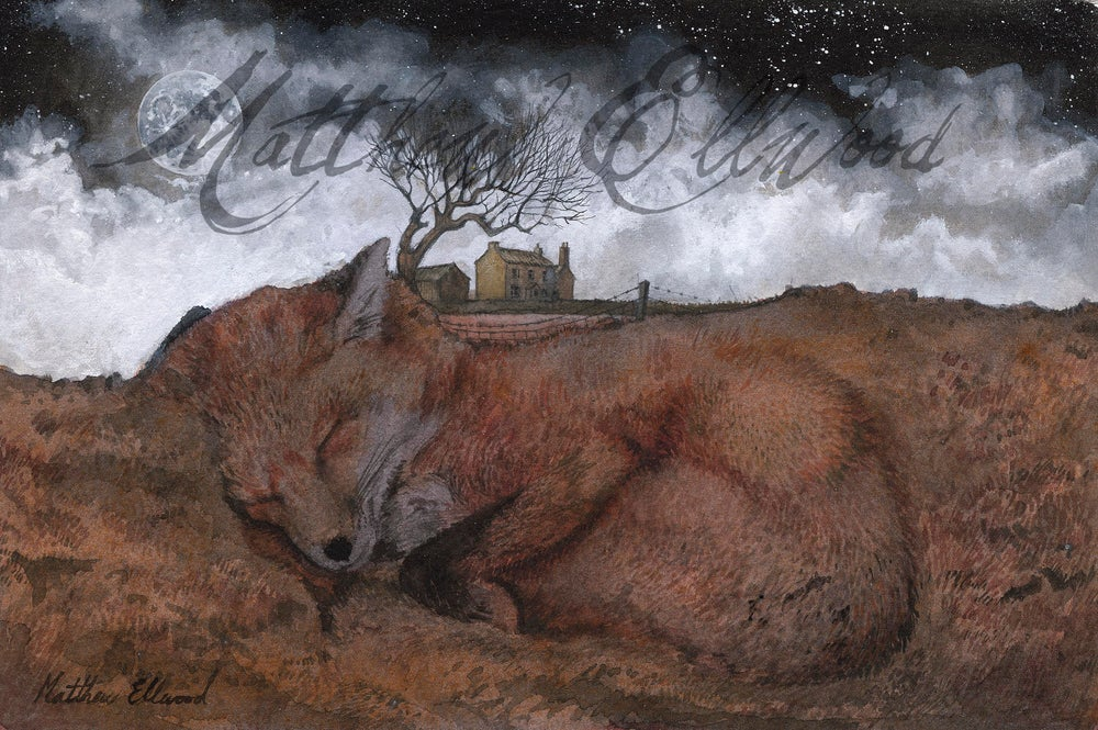 Image of Still Hunting on Fox Hill (iii)