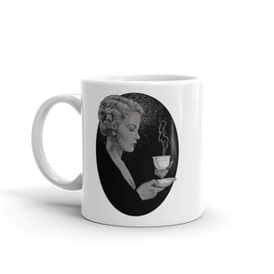 "Image of ""Cafe Tombe"" Coffee Mug"