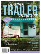Image of Issue 32 Vintage Trailer Magazine