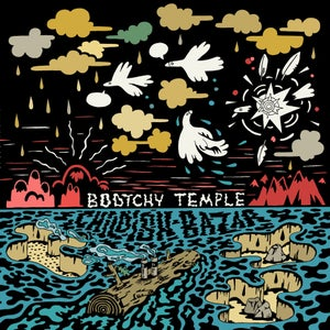 Image of Bootchy Temple - 'Childish Bazar' (LP)