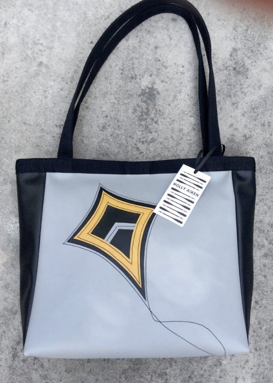Image of Holly Aiken Gray Theta Bag