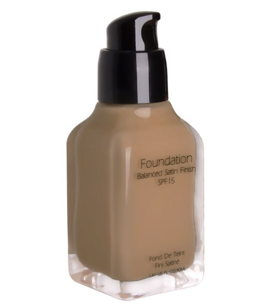Image of Balanced Satin Finish Foundation (Medium to Full Coverage) FK115