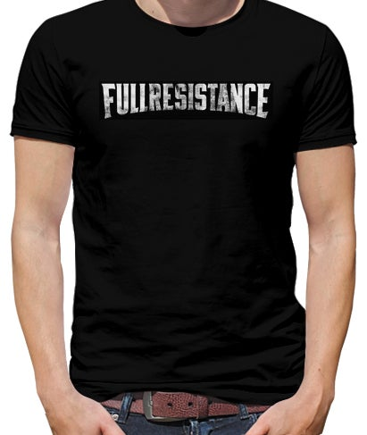 Image of Camiseta Oficial FULLRESITANCE