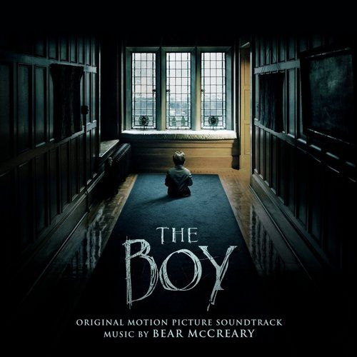 Image of The Boy (Original Motion Picture Soundtrack) CD - Bear McCreary