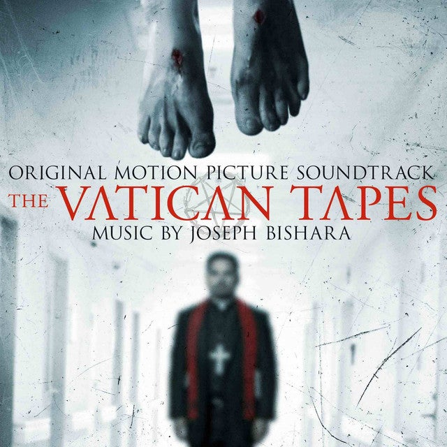 Image of The Vatican Tapes (Original Motion Picture Soundtrack) CD - Joseph Bishara