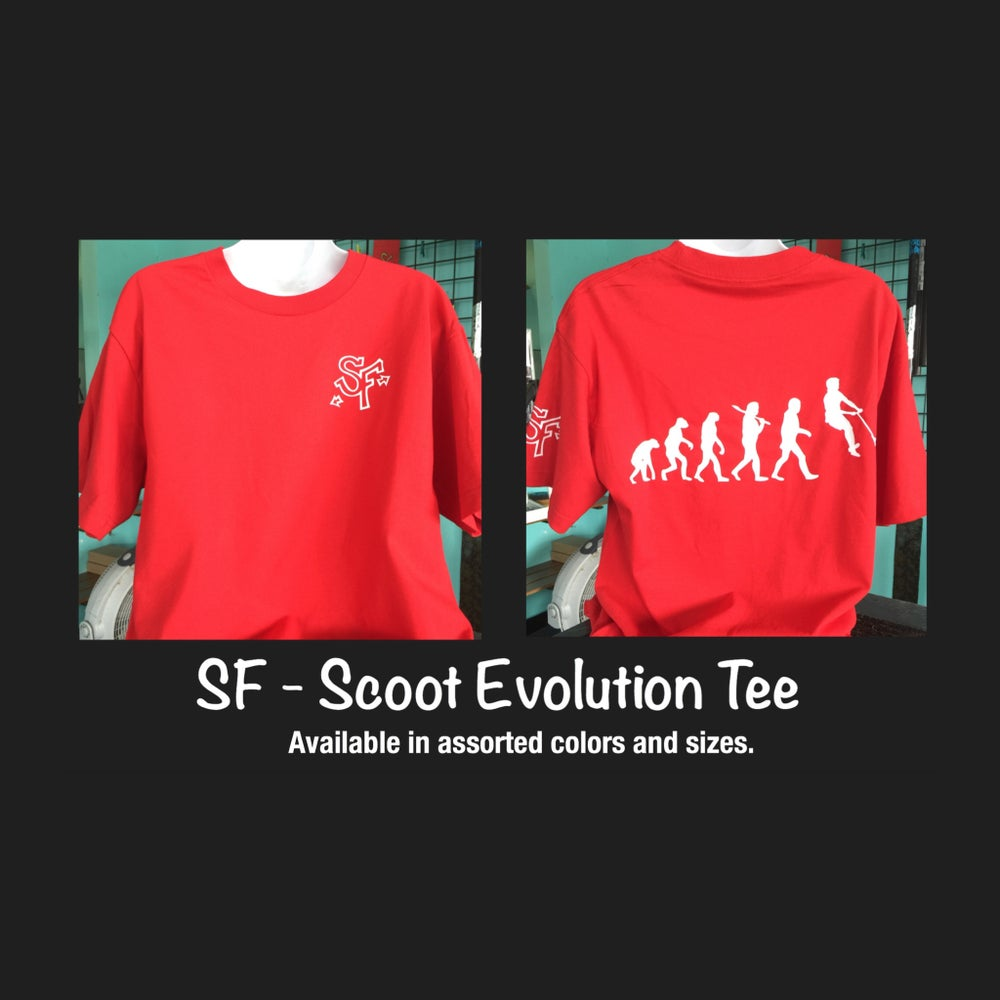 Image of SF- Scoot Evolution