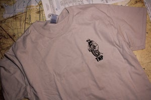 "Image of ""Fear No Evil"" Grey TNP T-Shirt"