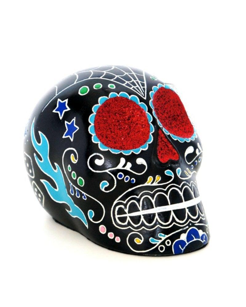 Image of Calaca negra colores
