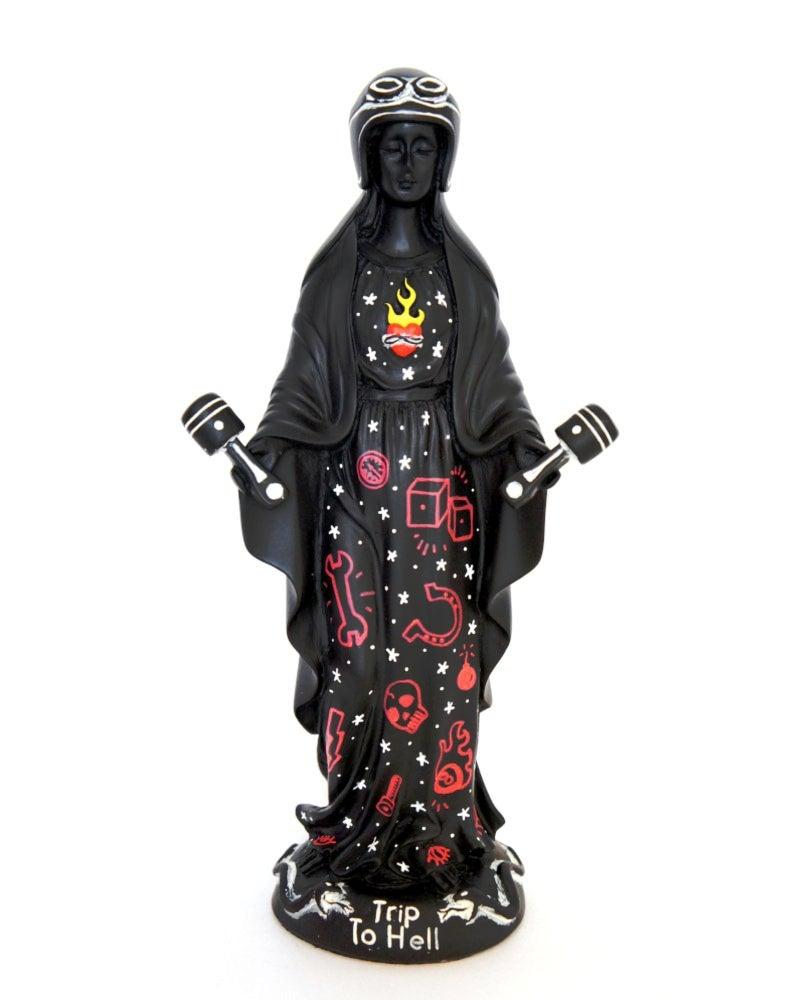 Image of Virgen de los Pistones B/R edition