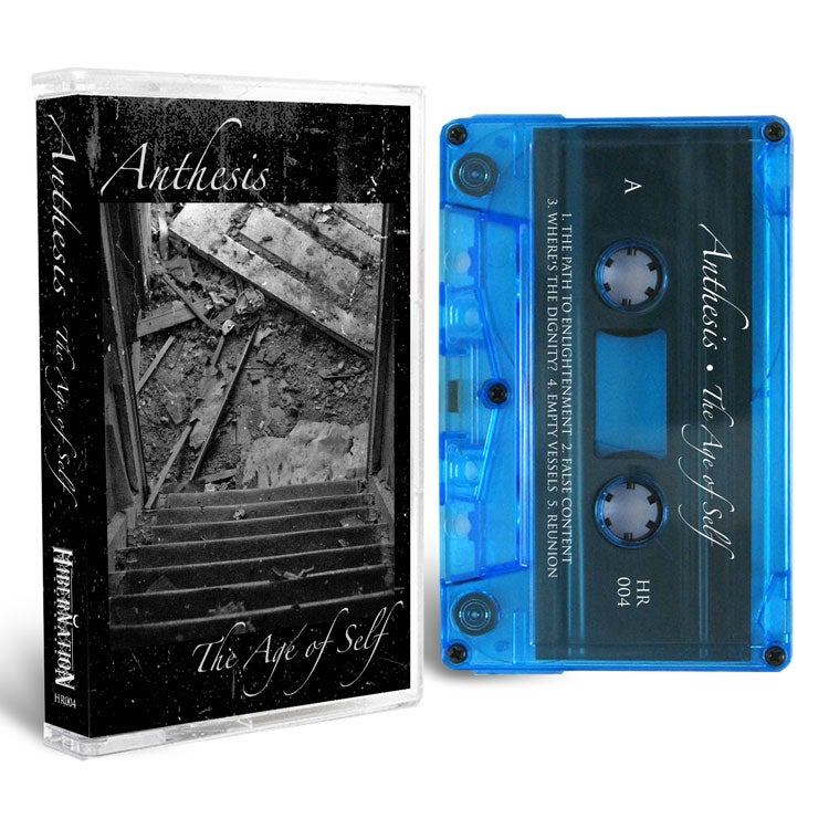 Image of Anthesis - The Age of Self CASSETTE *Ltd 100*