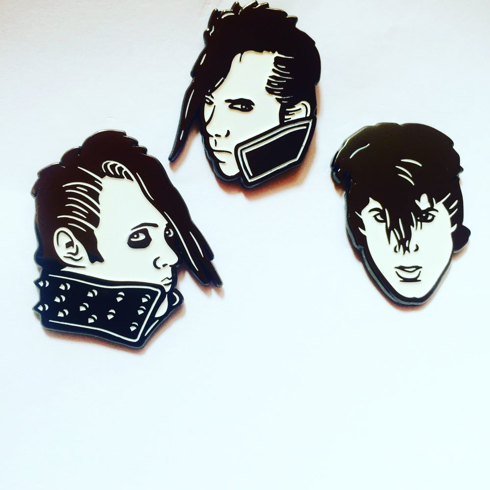 Image of We bite pin set