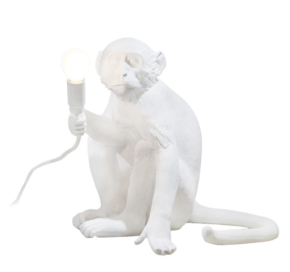 Image of Monkey Lamps