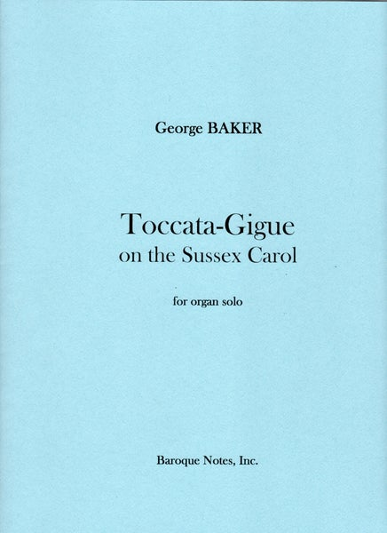 Image of Toccata-Gigue