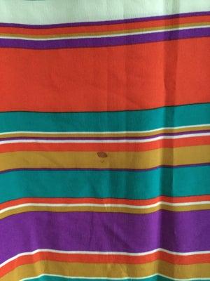 Image of silk color block Liz Claiborne chill dress