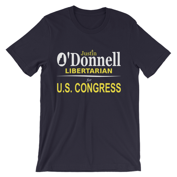 Image of O'Donnell for US Congress T-Shirt