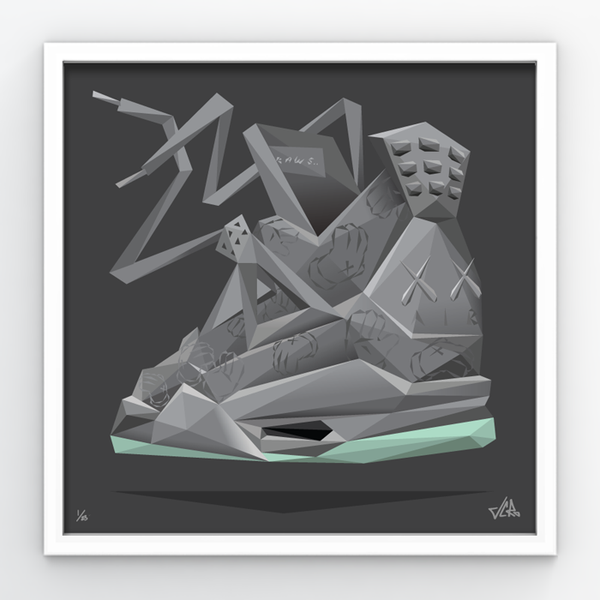 "Image of JCRo - K4WS 4  - 20"" print"