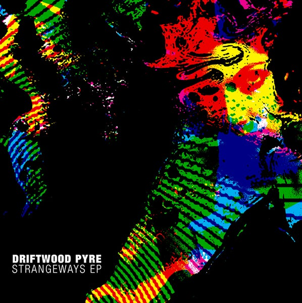 Image of DRIFTWOOD PYRE - Strangeways EP (CD)
