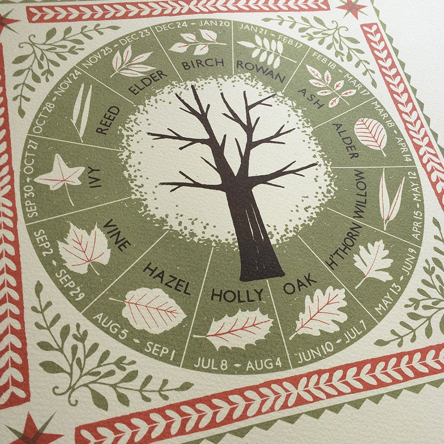 Image of Tree Calendar