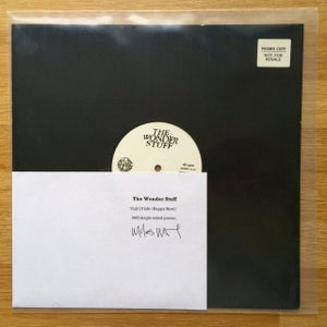 "Image of Full Of Life (Happy Now) single sided 12"" promo (3 available)"