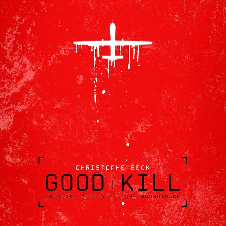 Image of Good Kill (Original Motion Picture Soundtrack) CD - Christophe Beck