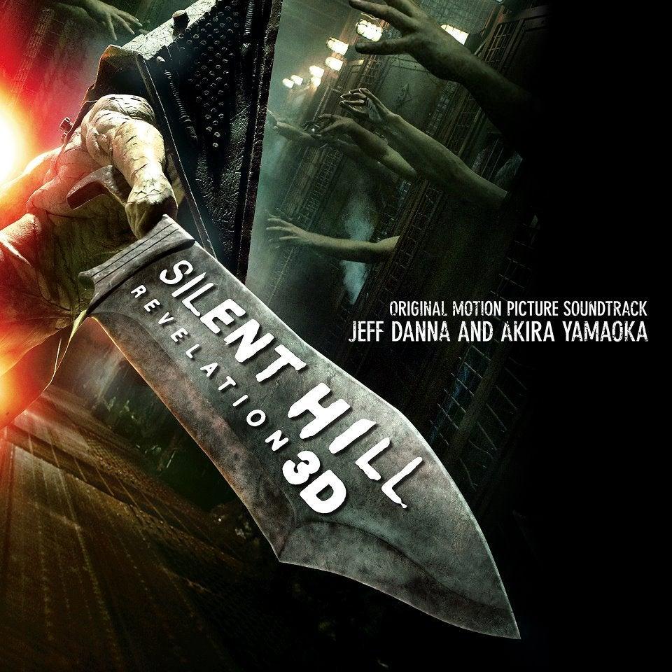 Image of Silent Hill: Revelation 3D (Original Motion Picture Soundtrack) CD - Jeff Danna & Akira Yamaoka