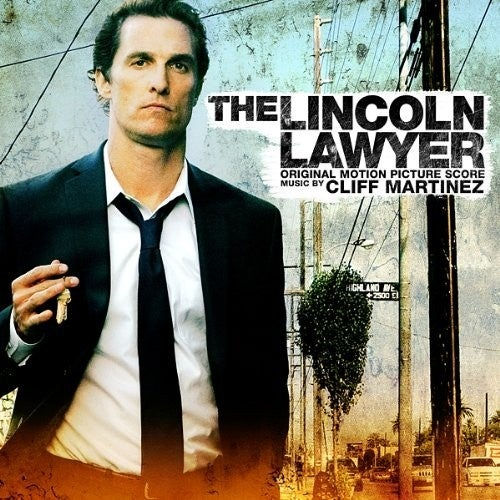 Image of The Lincoln Lawyer (Original Score) CD - Cliff Martinez