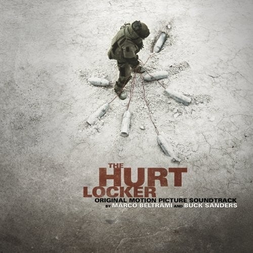 Image of The Hurt Locker (Original Motion Picture Soundtrack) CD - Marco Beltrami & Buck Sanders