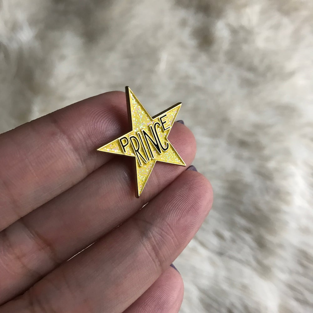 Image of baby im a star