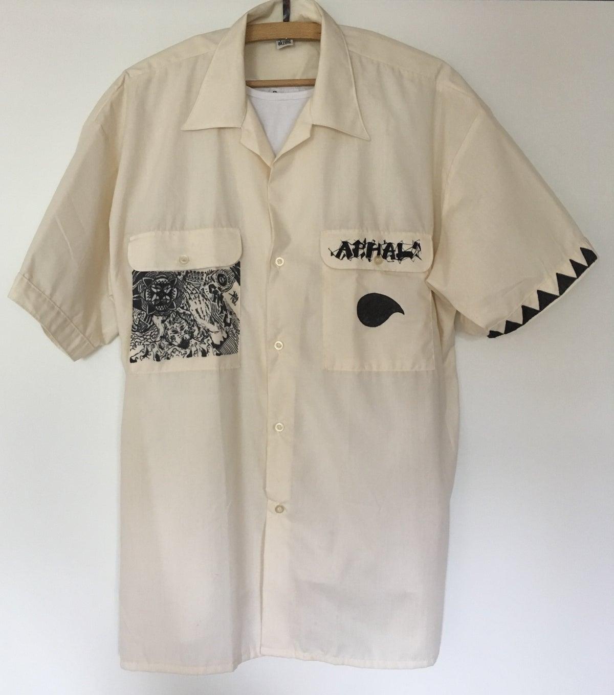 """Image of APHAL' Hemd """"Das Menschliche Auge"""""""