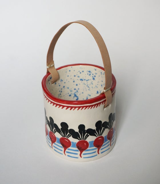 Image of Radish Pot