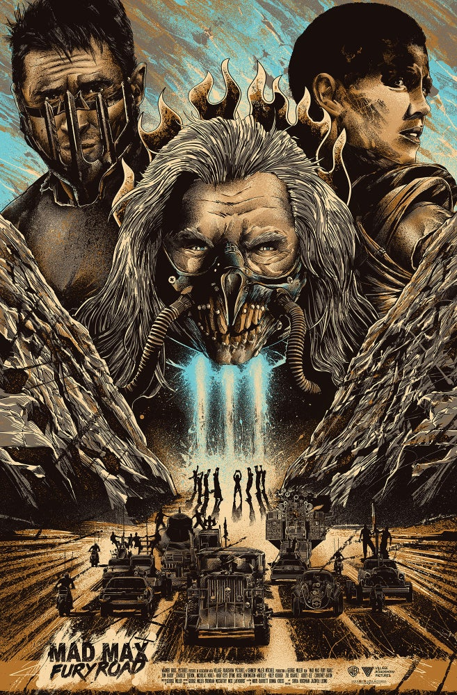"""Image of """"Mad Max"""" - Inspired by Mad Max Road Fury"""