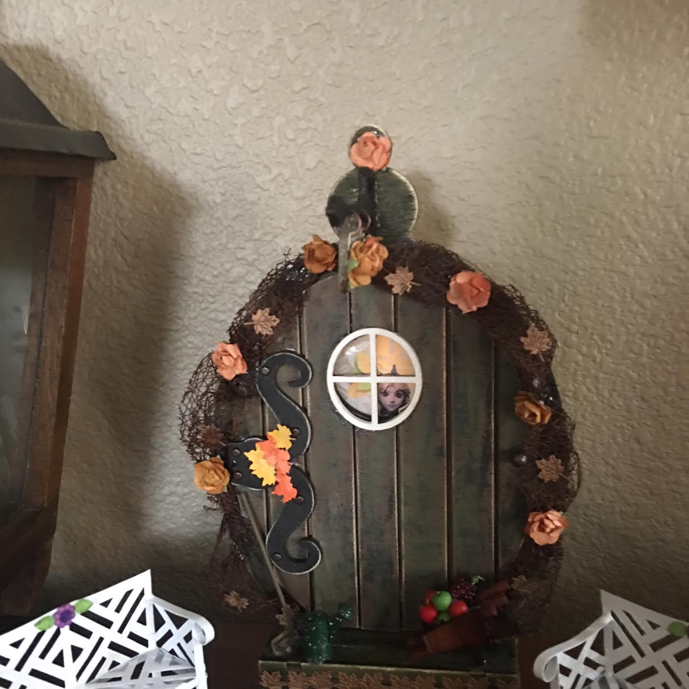 Image of #101 Fairy Lane- Fairy Door Wood Kit
