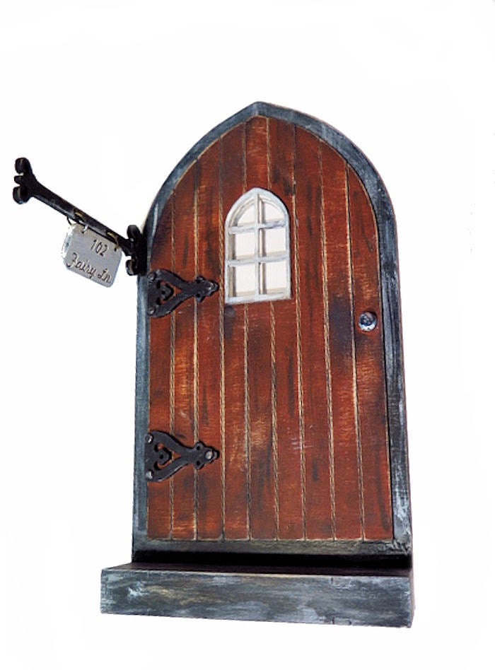 Image of #102 Fairy Lane-Fairy Door Wood Kit