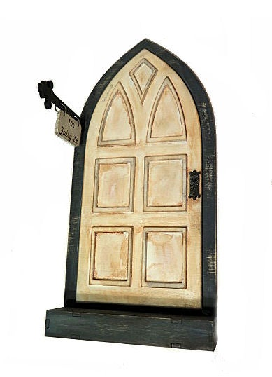 Image of #104 Fairy Lane-Fairy Door Wood Kit