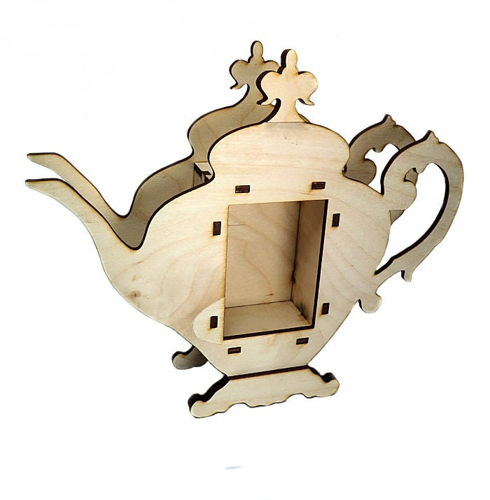 Image of Alice Collection-Alice's Teapot Shrine