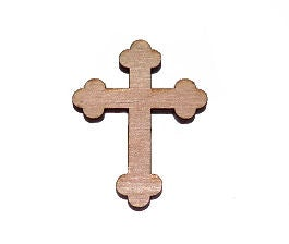 Image of Wooden Icons- Cross
