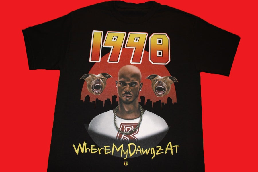 Image of DMX [1998 4EV TEE]