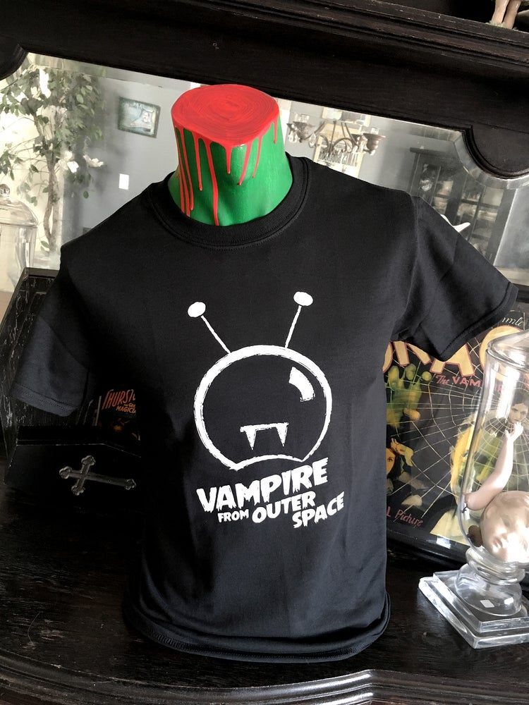 "Image of ""Vampire From Outer Space"" T-Shirt"