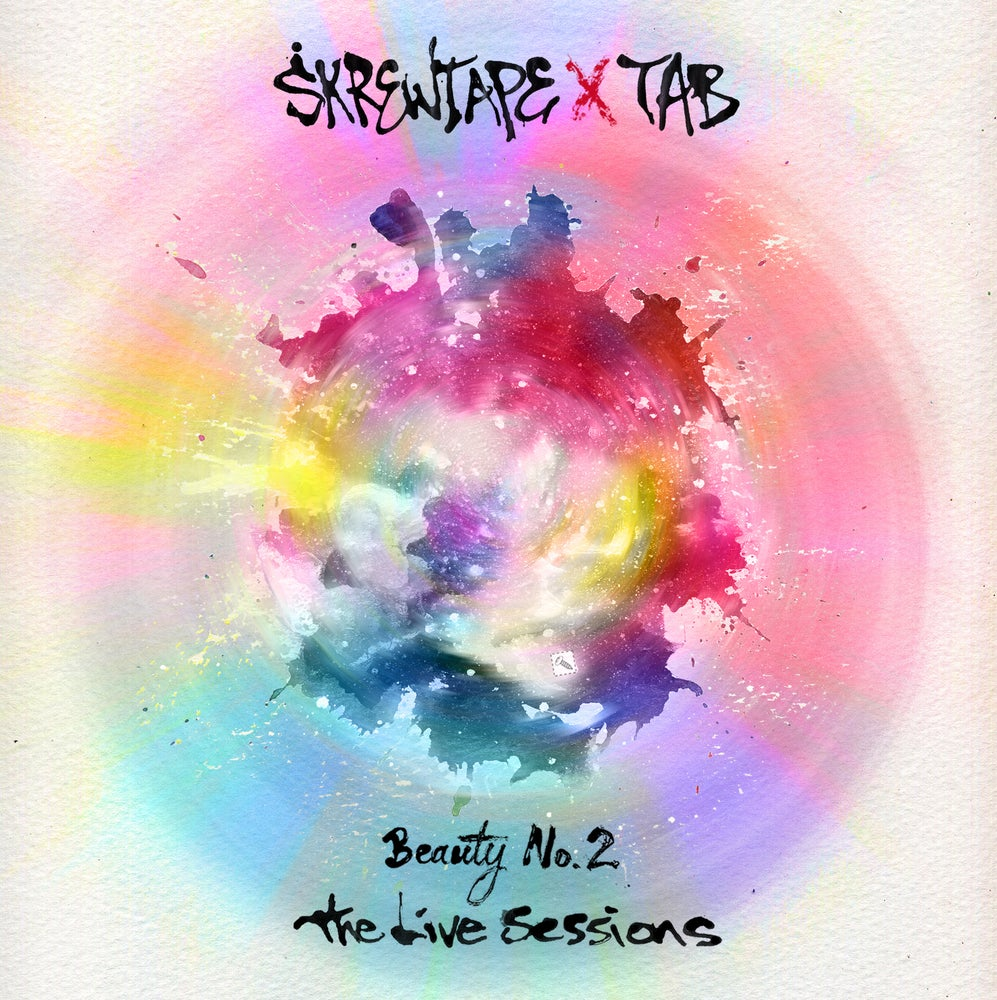 """Image of Beauty No. 2 """"The Live Sessions"""" EP"""