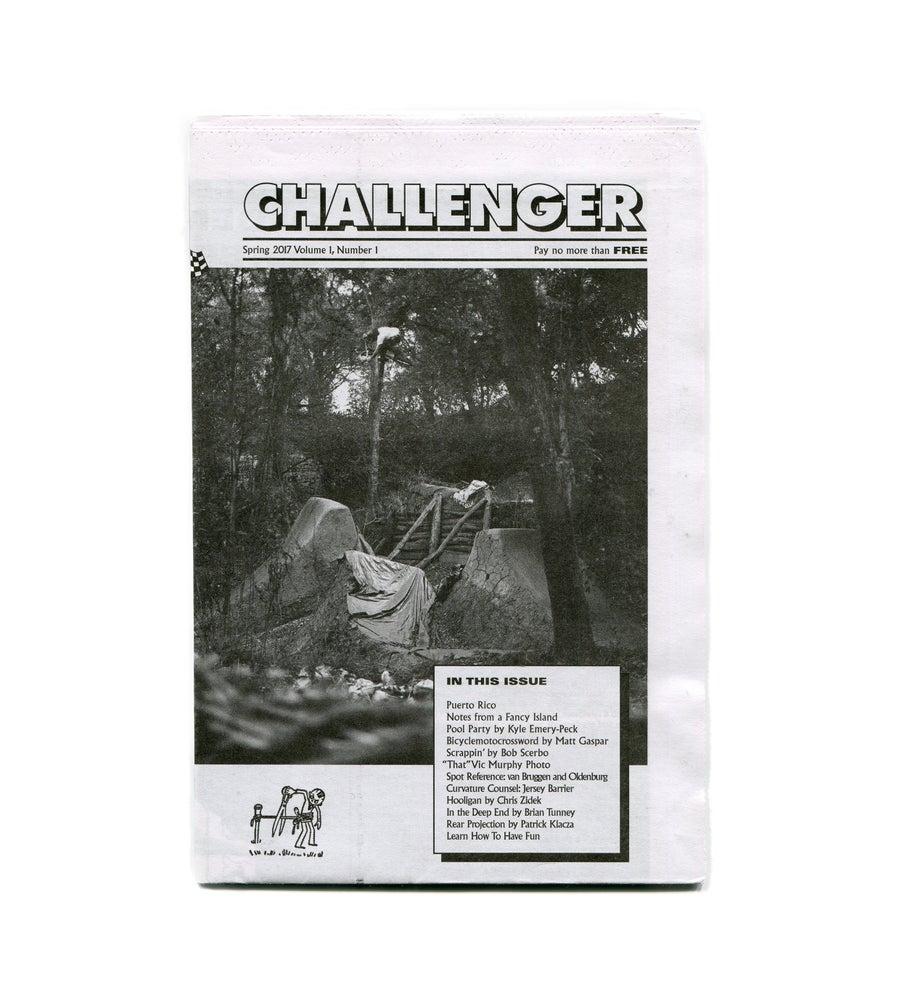 Image of Challenger - Nick Ferreira