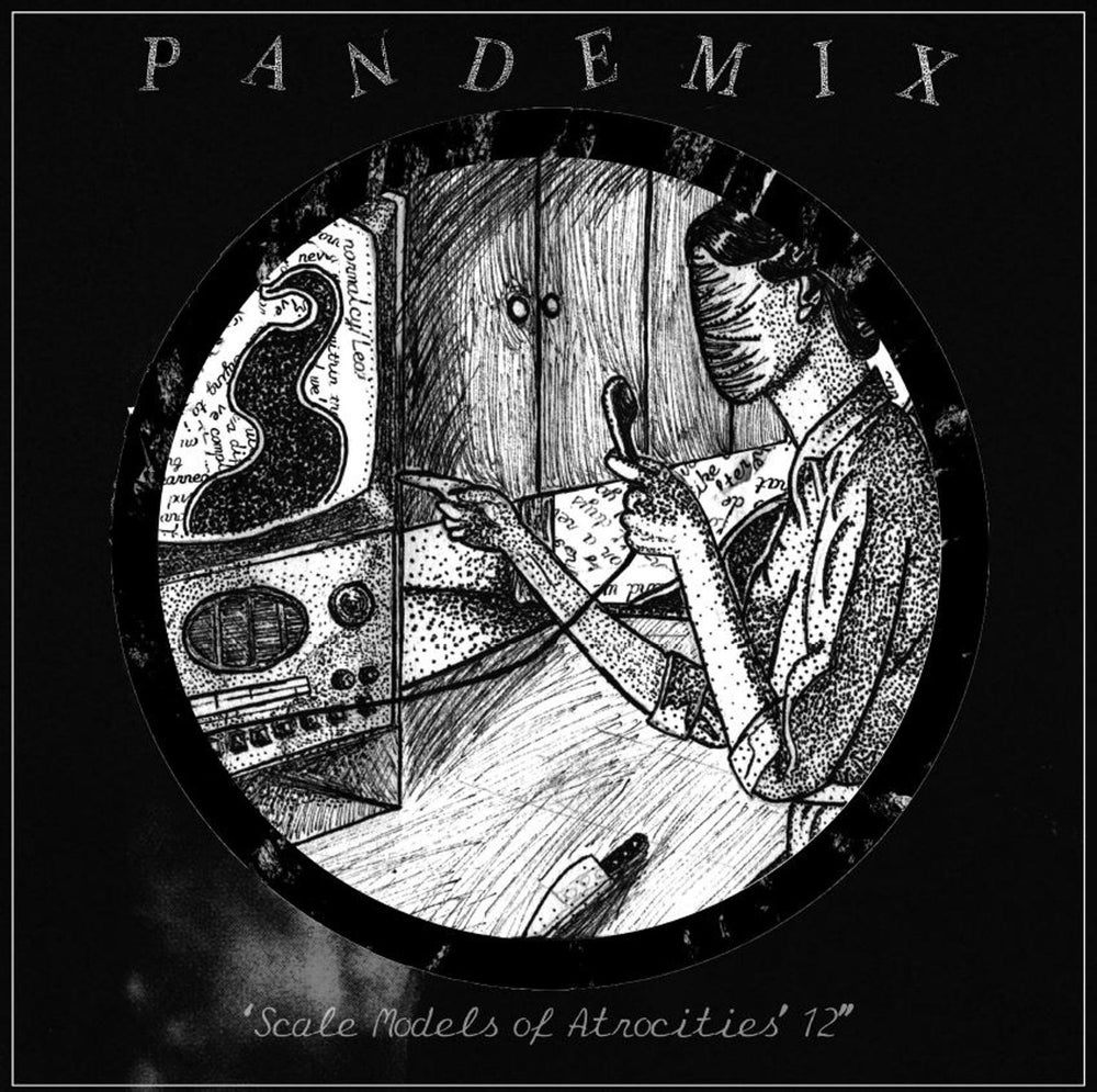 Image of Pandemix - Scale Models Of Atrocities CD