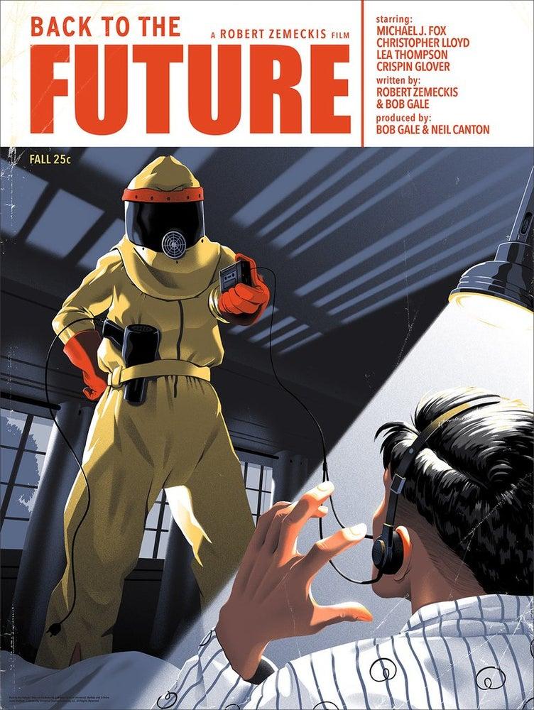 Image of Mondo - Back to the Future (Standard)