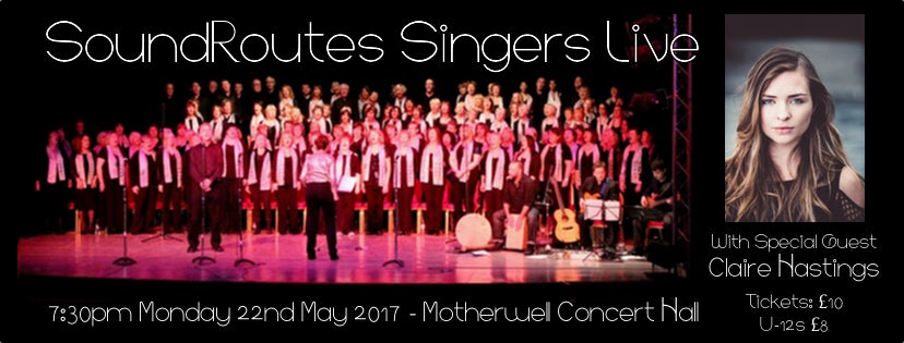 Image of SoundRoutes Singers Live - Motherwell
