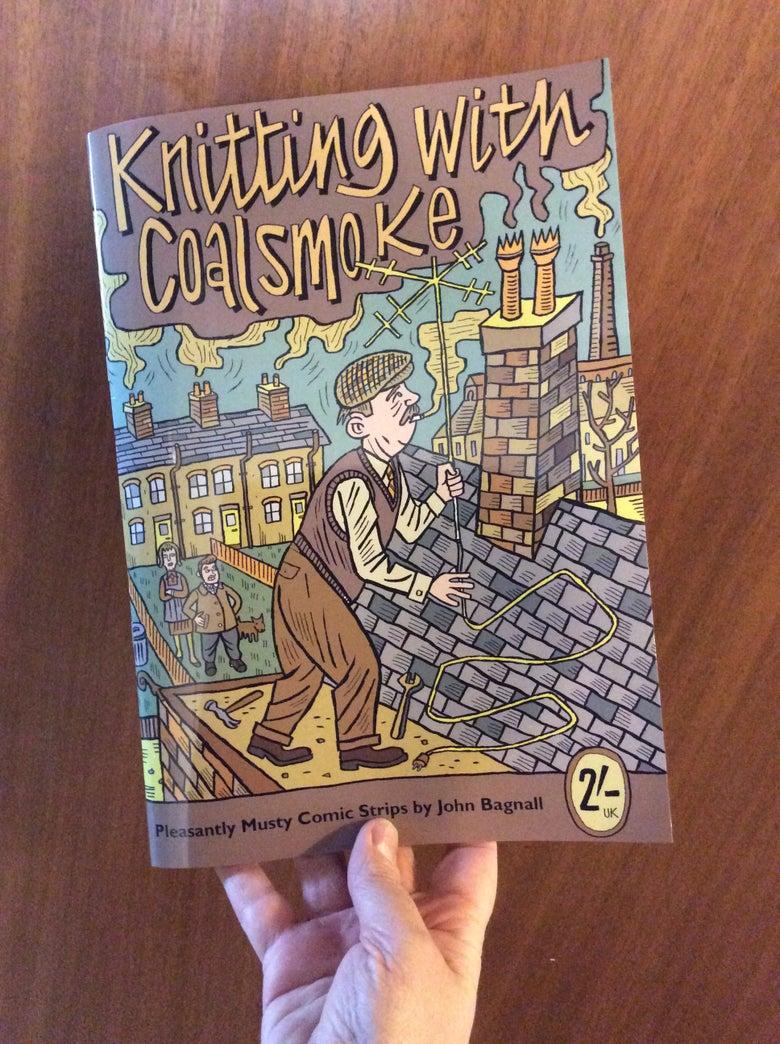 Image of Knitting with Coalsmoke