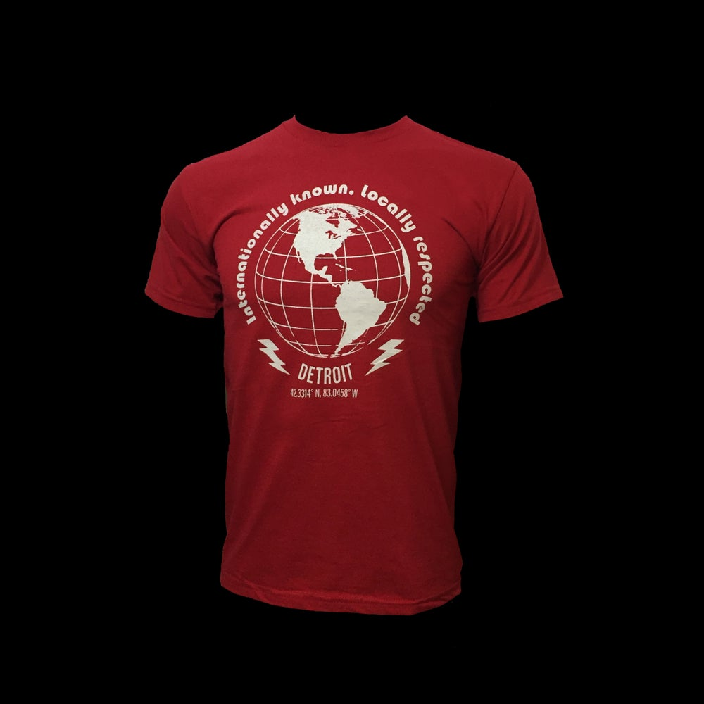 Image of Global Native | T-shirt (Cardinal)